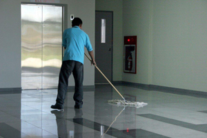 Office and Shopping Mall Cleaning